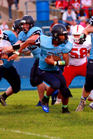 2014 Football - Salem vs Reed Springs