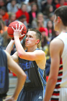 Salem vs. West Plains   Boys Basketball 14-15